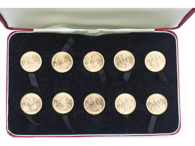 Elizabeth II: Ten sovereigns,