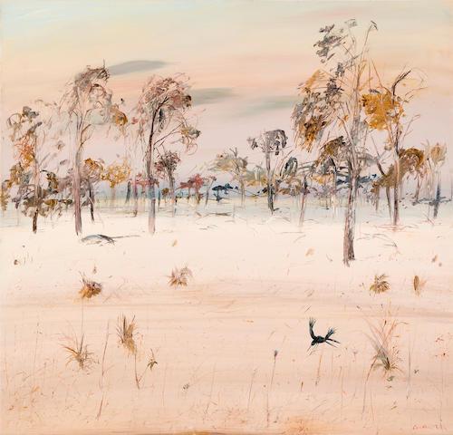 Arthur Boyd (1920-1999) Grass Landscape c.1974