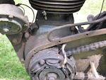 c.1953 BSA 249cc C11 Frame no. BC10S4.6178 Engine no. BC11G.1857