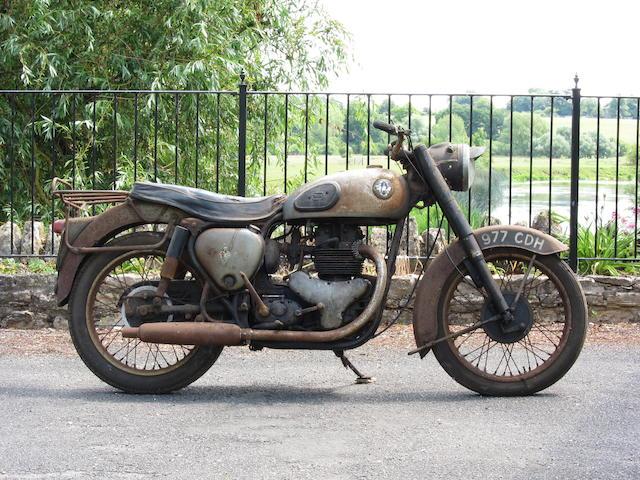 c.1958 BSA A7