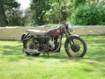 1959 Velocette 499cc Venom Frame no. RS12263 Engine no. VM2924