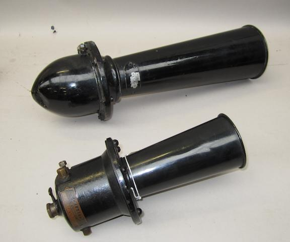 A good vintage Klaxet 12Volt electric horn,