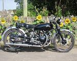1952 Vincent 998cc Black Shadow,