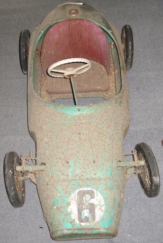 Triang pedal car Vanwall