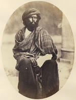 WATSON (J. FORBES) and JOHN WILLIAM KAYE The People of India, a collection of 270 portraits from various volumes, [c.1872]