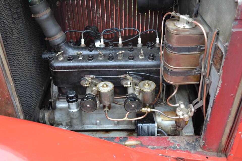 1926 OM Type 665S Tourer  Chassis no. 25572 Engine no. 25572