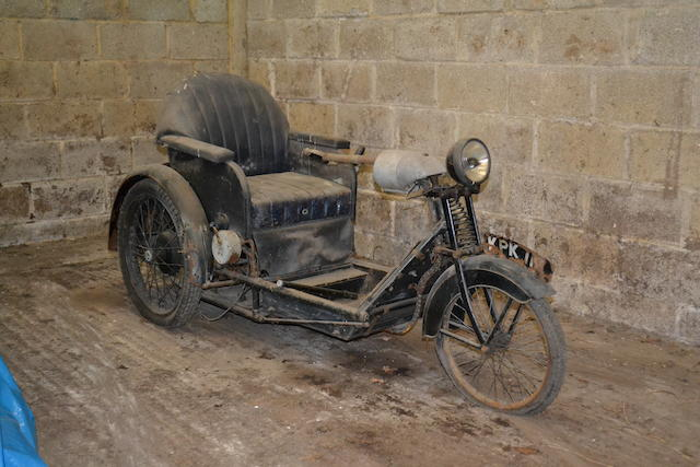 1946 Argson Runnymede Invalid Carriage
