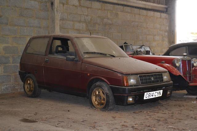 1988 Lancia Y10 Turbo