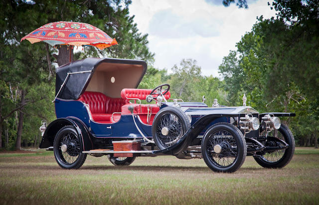 1911 Rolls-Royce 40/50hp Silver Ghost