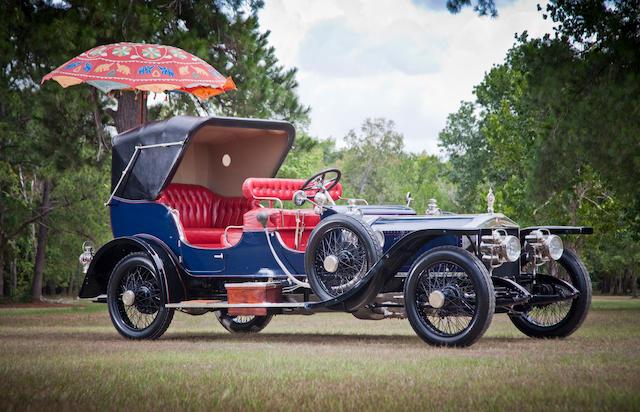 1911 Rolls-Royce 40/50hp Silver Ghost