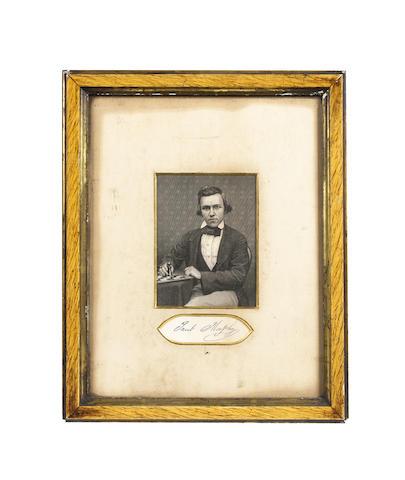 Paul Morphy (1837-1884):