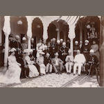 HYDERABAD Visit of Their Excellencies Lord and Lady Curzon of Kedleston to H.H The Nizam's Dominions, 1902