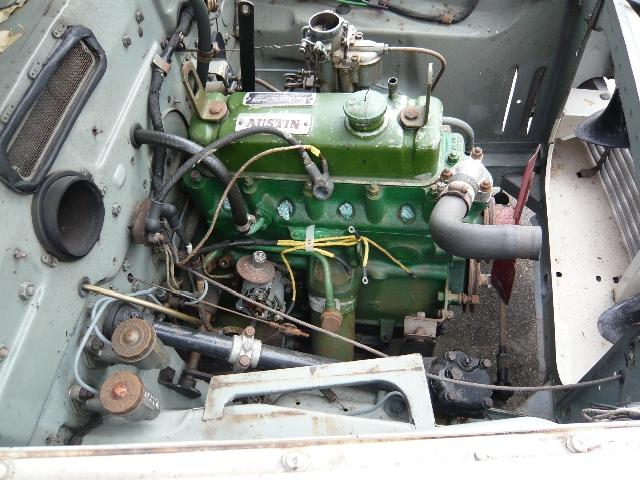 Property of a deceased's estate,1958 Austin A55 Cambridge Saloon  Chassis no. HS6/HCS/106282 Engine no. 15/N/H/106282