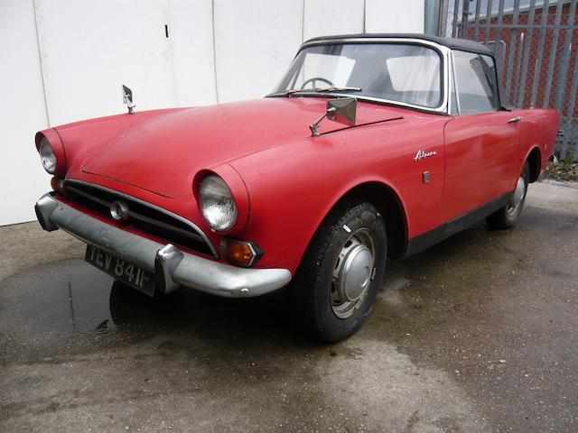 1968 Sunbeam Alpine Roadster