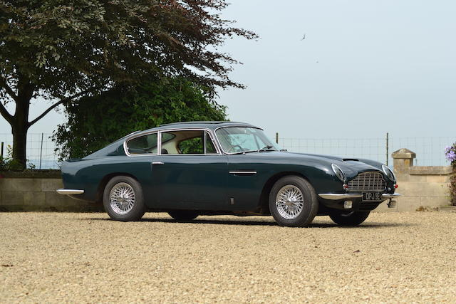 1967 Aston Martin DB6 Sports Saloon  Chassis no. DB6/3002/R Engine no. 400/3001