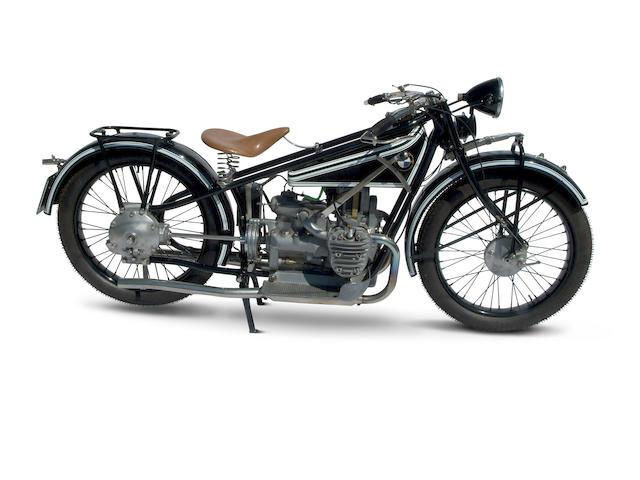 1927 BMW 493cc R42,