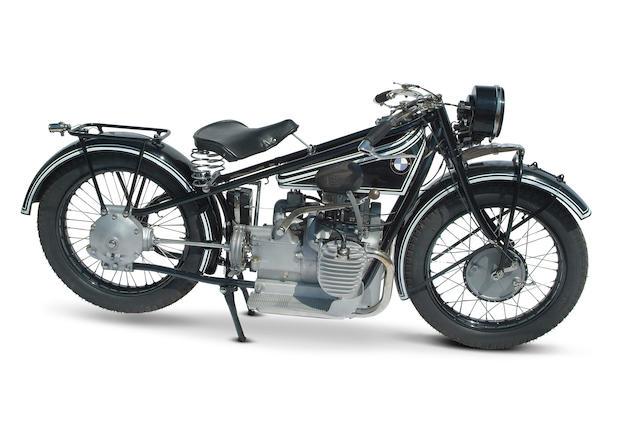 1928 BMW 746cc R62,