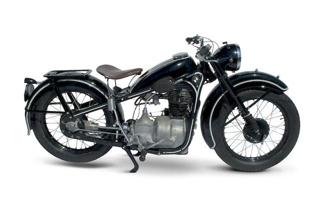 1937 BMW 342cc R35,
