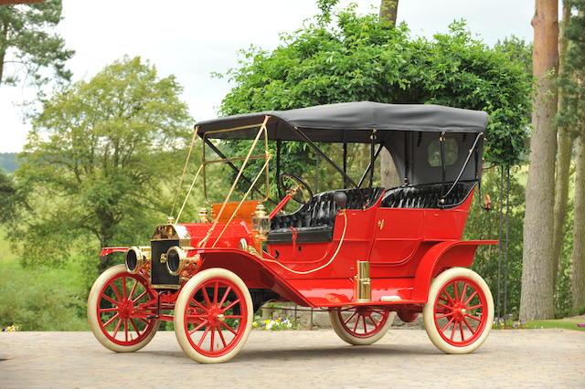 1910 Ford Model T Tourer