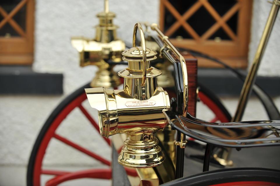 1908 Pontiac 12hp High Wheel Runabout  Engine no. 22