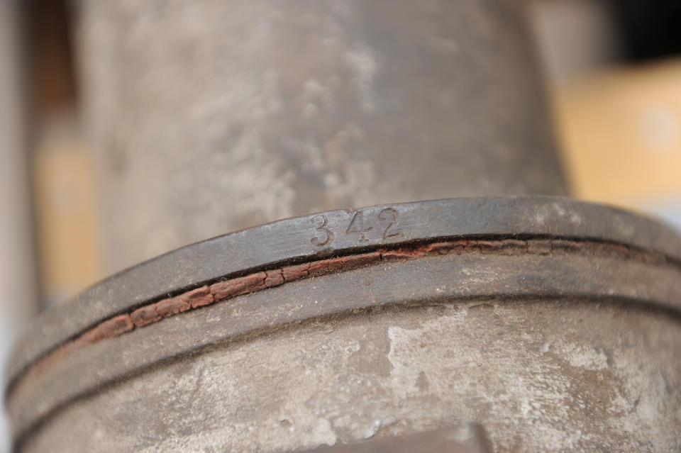 Bonhams : c 1901/2 Oldsmobile 5hp Curved Dash Runabout