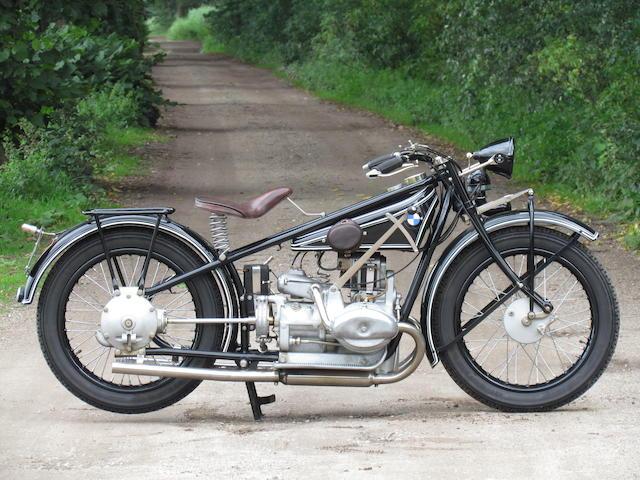 1927 BMW R47