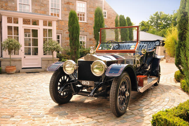 'The Hordern Ghost',1913 Rolls-Royce 'Silver Ghost' 40/50hp Roi-de-Belges Tourer  Chassis no. 2617 Engine no. 11A