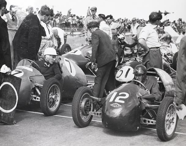 The Ken Jones Brands Hatch Motor Racing Photographic Collection