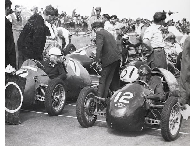 The Ken Jones Brands Hatch Motor Racing Photographic Collection, 1952-1966, Offered with Full Reproduction Copyright,