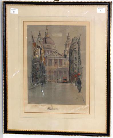 Cecil Aldin, signed print