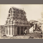 HINDU and JAIN ARCHITECTURE A collection of 23 views, 1880 and later (22)