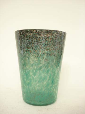A large Monart vase Shape OE