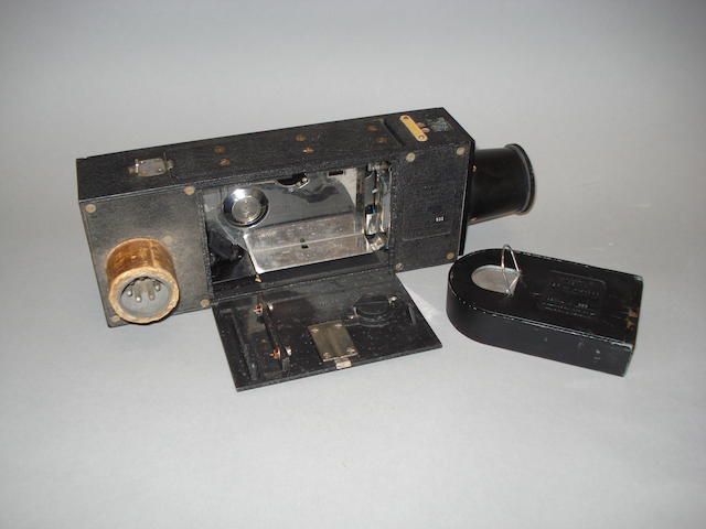 A Spitfire Gun Camera, 1940s,