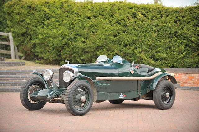 1935 Bentley 4.25-Litre Special