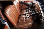 1938 Lagonda V12 Saloon De Ville  Chassis no. 14060 Engine no. 14060