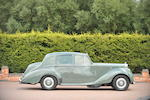 1953 Bentley R-Type 4½-Litre Sports Saloon  Chassis no. B288TN Engine no. B344T