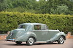 1953 Bentley R-Type Standard Steel saloon,