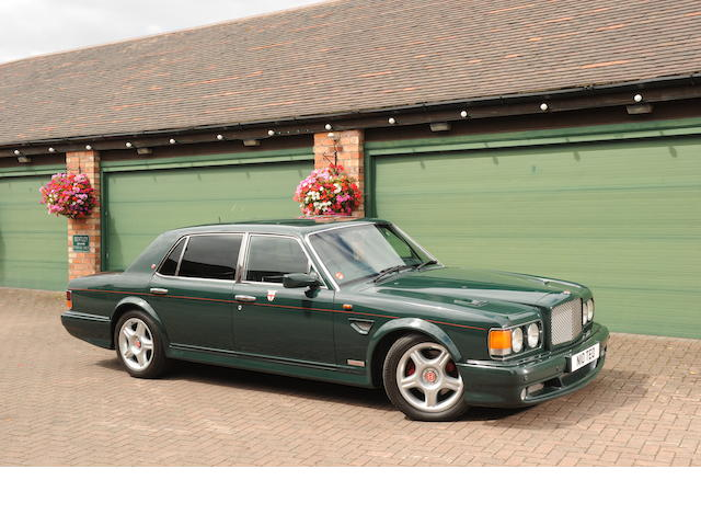 1997 Bentley Turbo RT Mulliner Pinnacle