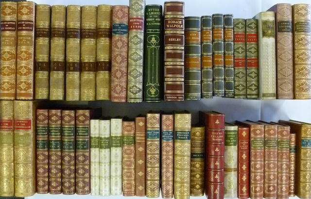 BINDINGS MACAULAY (THOMAS BABINGTON) The Lifre and Letters of Lord Macaulay