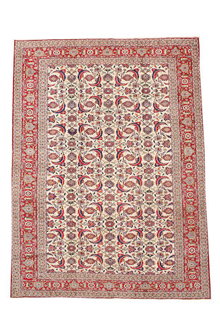A Sivas carpet, West Anatolia, 353cm x 256cm