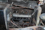 1933 Vauxhall Cadet Saloon  Chassis no. 17613 Engine no. 24619