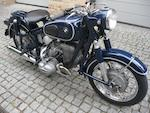 1969 BMW 594cc R69US Frame no. 665904 Engine no. 665904