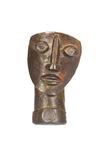 André Derain (French, 1880-1954) Femme de mystère