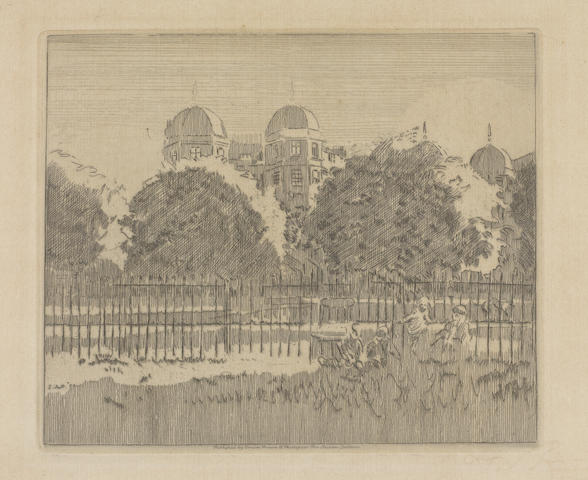 Sickert Regents Park