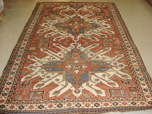 A Chelaberd rug, South Caucasus, 278cm x 172cm