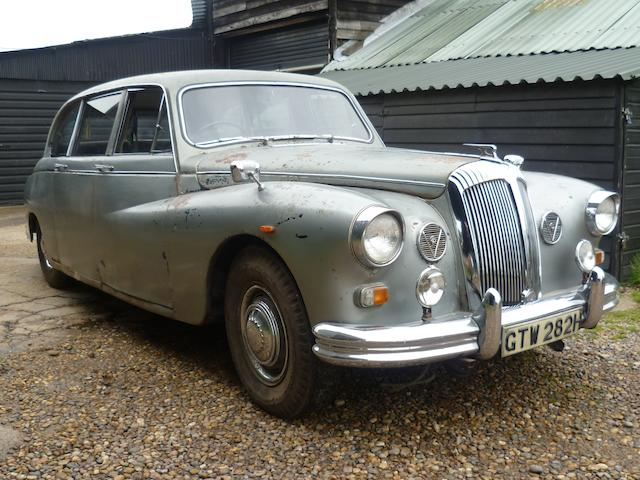 1964 Daimler Majestic Major DR450 Limousine  Chassis no. 136416 Engine no. 94214