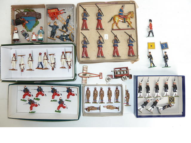 New Toy Soldiers and other styles 101