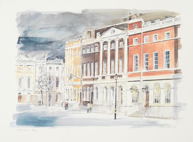 Rolex building, St James, London, by Edna Lumb