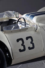 The Ex-Briggs Cunningham Team/Walt Hansgen/Ed Crawford/John Fitch,1958 Lister-Jaguar 'Knobbly' Sports-Racing Two-Seater  Chassis no. (BHL) EE101 Engine no. ????? AMEND AMEND AMEND ?????