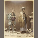 "JAPAN STILLFRIED & ANDERSEN. An album of 100 portraits and scenes: ""Views and Costumes of Japan by Stillfried & Andersen. Yokohama."", [c.1878-85]"